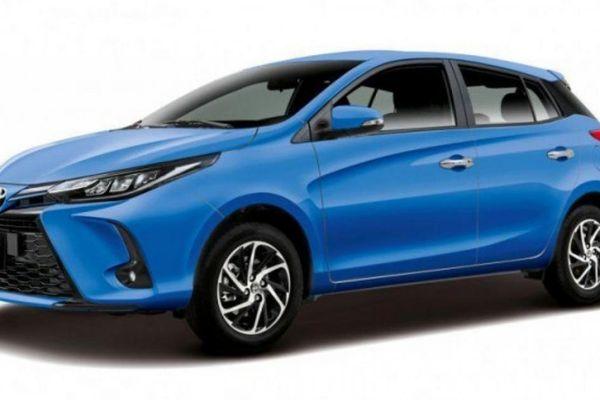 Toyota Yaris 2021 ra mắt, giá 470 triệu đồng