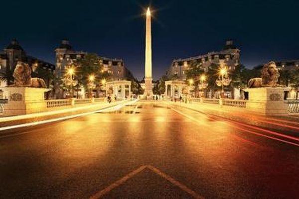 Victory - Tháp biểu tượng ánh sáng cao nhất Việt Nam tại Khu đô thị Danko City