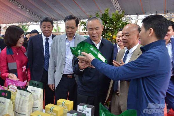 Hà Nội nên làm phim về tái cơ cấu nông nghiệp cho 62 tỉnh, thành học