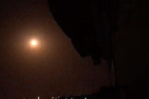 Syria tố Israel không kích tên lửa gần thủ đô Damascus