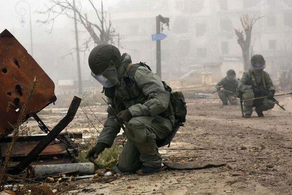 Quân đội Nga bị tấn công ở Tây Bắc Syria