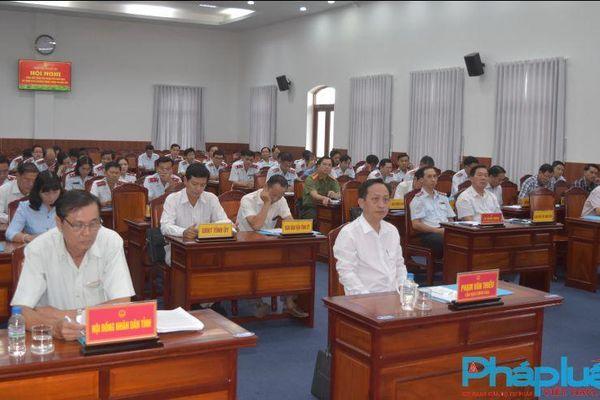 Chủ tịch UBND tỉnh Bạc Liêu: Ngăn ngừa cán bộ, công chức lợi dụng chức vụ, quyền hạn để nhũng nhiễu
