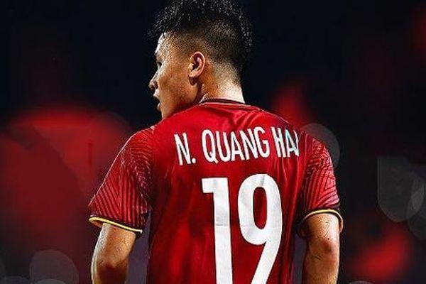 Tài khoản clip bóng đá số 1 thế giới lấy Quang Hải làm ví dụ cho bàn thắng vất vả
