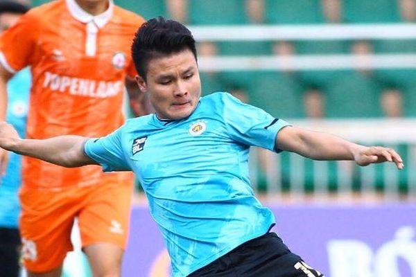 CLB Hà Nội hòa 3-3 trước tân binh V.League