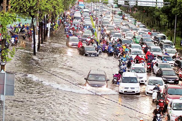 Triển khai nhiều giải pháp ứng phó biến đổi khí hậu