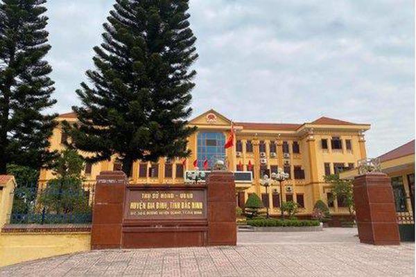 Gia Bình - Bắc Ninh: Cần làm rõ nhiều dự án có dấu hiệu sai phạm trong đấu thầu và thi công