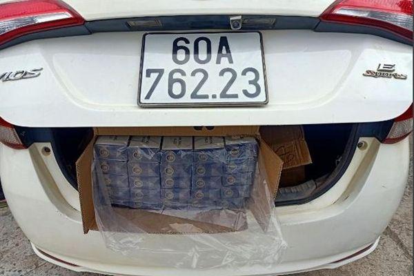 Long An: Truy cứu trách nhiệm hình sự vụ vận chuyển 3.000 bao thuốc lá lậu