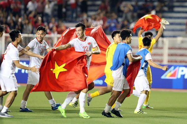 Bóng đá gánh trọng trách tại SEA Games 31