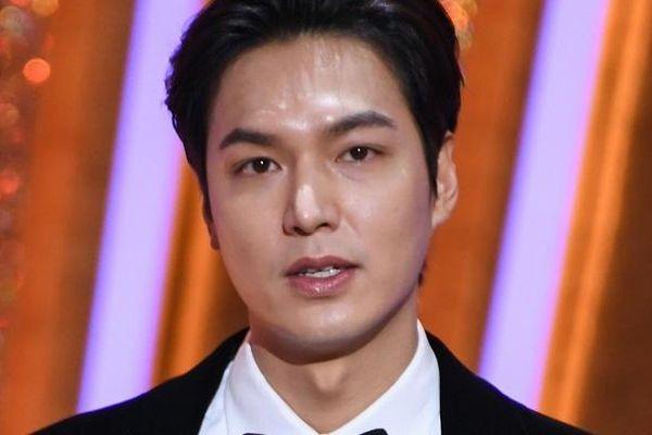Lee Min Ho diễn dở vẫn đoạt giải Nam diễn viên xuất sắc