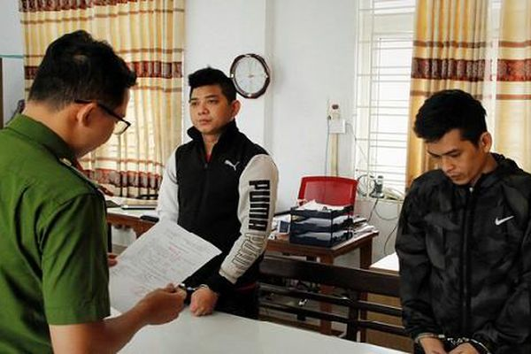Bắt giữ nhóm đối tượng hỗn chiến giữa trung tâm thành phố Đà Nẵng