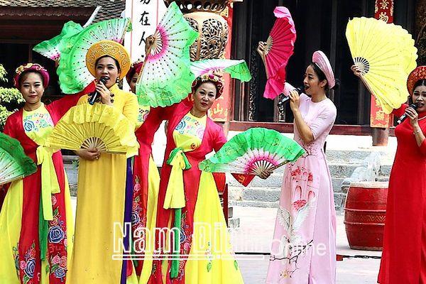 Nam Định: Nơi kết tinh những giá trị văn hóa truyền thống