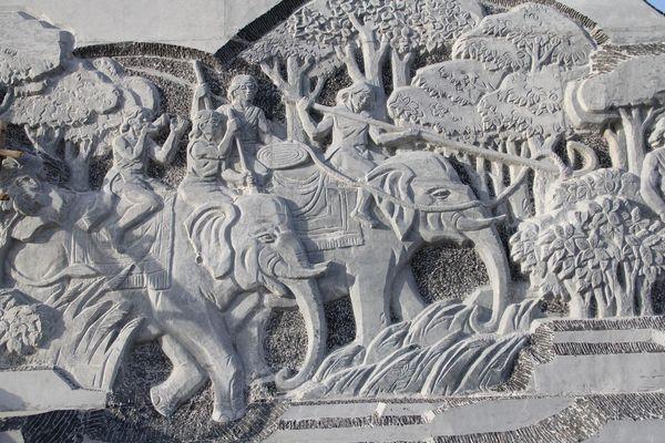 Tượng đài hơn 167 tỷ đồng ở Đắk Nông