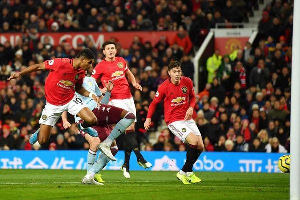 MU 0-0 Aston Villa: Quỷ đỏ quyết thắng (H1)