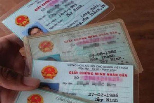 Thay đổi số chứng minh trên giấy chứng nhận kết hôn