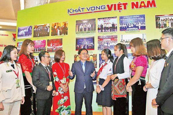 Ngày hội của tài năng trẻ đất Việt