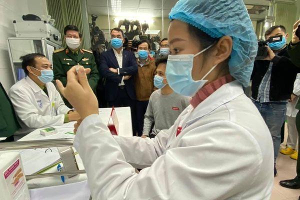 Cuối tháng 1, vaccine phòng Covid-19 thứ 2 của Việt Nam sẽ thử nghiệm trên người