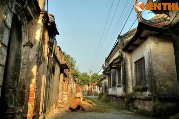Khám phá cổ trấn tuyệt đẹp bị lãng quên gần Hà Nội