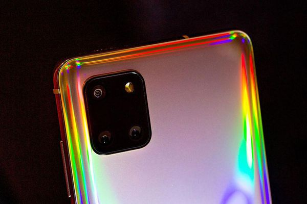 Samsung Galaxy Note 10 Lite giảm giá sốc đầu năm mới