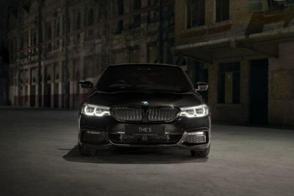 Cận cảnh BMW 530i M Sport Dark Shadow Edition hầm hố, giá 2,24 tỷ đồng