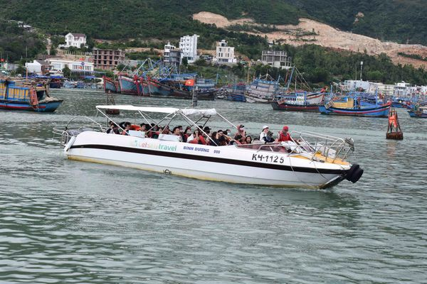 Khánh Hòa đón 20.000 khách trong dịp Tết Dương lịch 2021