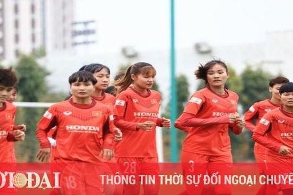 Tuyển nữ Việt Nam trẻ hóa đội hình để bảo vệ chức vô địch SEA Games