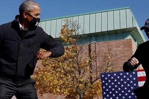 Cựu Tổng thống Obama có thể trở thành tân Bộ trưởng Tư pháp Mỹ