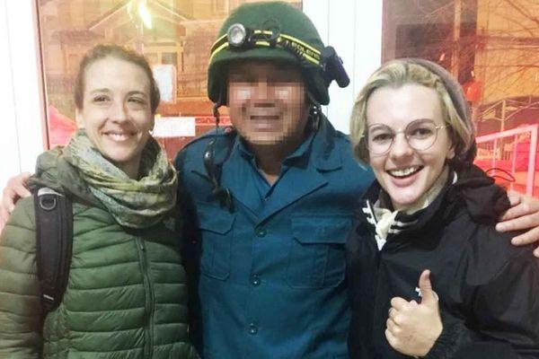 Tìm thấy 2 nữ du khách nước ngoài bị lạc khi leo núi Lang Biang