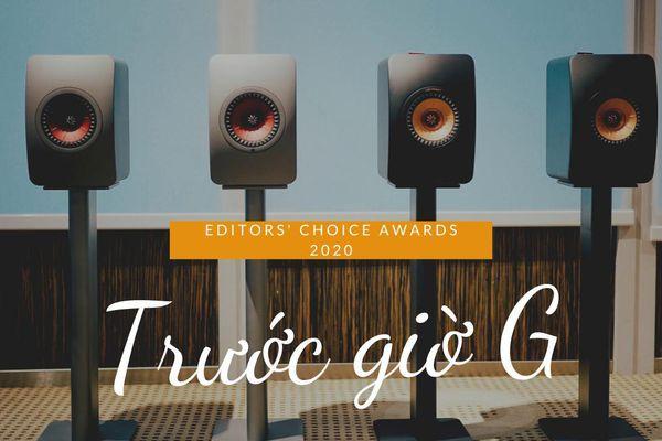 Toàn cảnh trước sự kiện Editors' Choice Awards 2020: Hào hứng setup trước giờ G