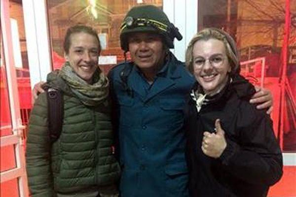 Tìm được hai du khách nước ngoài lạc trong rừng khi leo đỉnh Langbiang