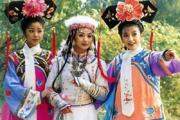 Đời hồng nhan bạc phận của Hàm Hương phim 'Hoàn Châu Cách Cách'