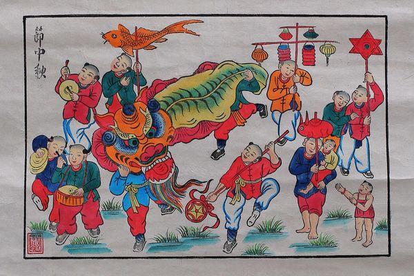 Họa Sắc Việt – Những điều xưa cũ mới mẻ