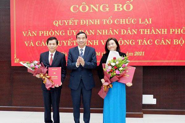 Giám đốc Sở LĐ-TB&XH TP. Đà Nẵng giữ chức Bí thư quận Cẩm Lệ