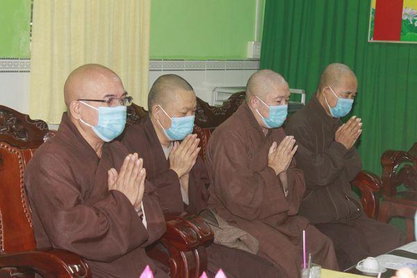 Đồng Tháp: Chuẩn bị Đại hội Phật giáo cấp huyện, thị