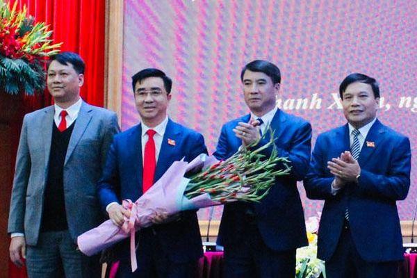 Đồng chí Võ Đăng Dũng được bầu làm Chủ tịch HĐND quận Thanh Xuân