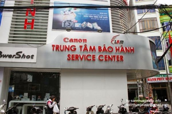 Nhà phân phối của Canon tại Việt Nam chuẩn bị lên sàn HOSE