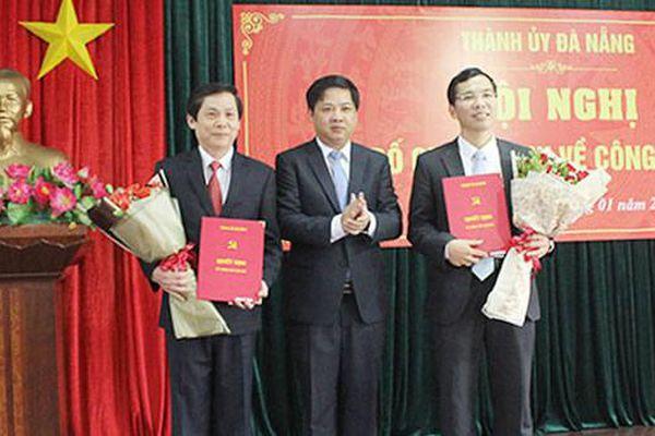 Đà Nẵng công bố các quyết định về tổ chức, cán bộ