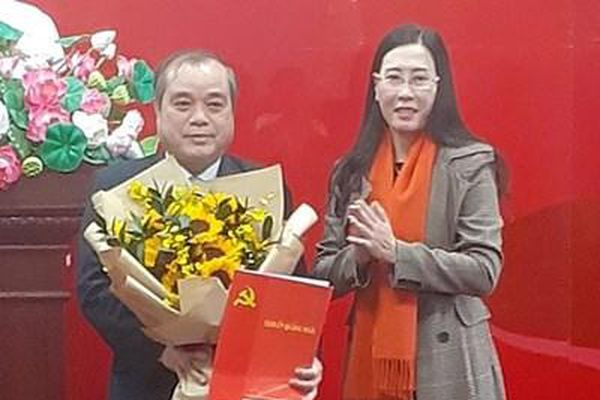 Viện trưởng VKSND tỉnh Quảng Ngãi được bổ nhiệm Trưởng Ban Nội chính Tỉnh ủy