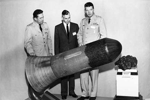 'Cha đẻ' của chương trình không gian quân sự Mỹ