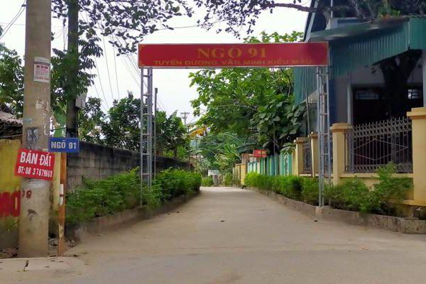 Khắc phục những sai phạm trước đó của thành phố Hà Giang về quản lý đất đai