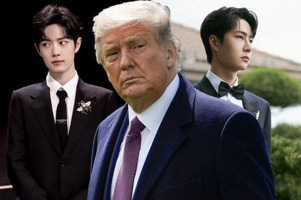 20 cái tên lên Hot-Search Weibo nhiều nhất 2020: Donald Trump hot hơn cả Tiêu Chiến, Vương Nhất Bác