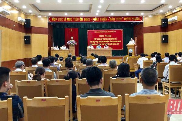 Hành trình 75 năm Quốc hội Việt Nam: Những đóng góp quan trọng của Đoàn đại biểu Quốc hội tỉnh Thanh Hóa