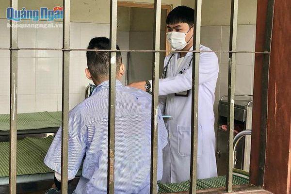 Quảng Ngãi: Gia tăng bệnh nhân loạn thần vì ma túy đá