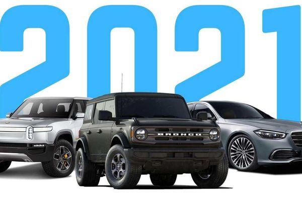 15 chiếc xe ô tô được mong chờ nhất năm 2021
