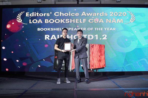 Tổng hợp các giải thưởng tại Editors' Choice Awards 2020