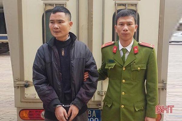 4 ngày, phá 3 vụ, bắt 5 đối tượng phạm tội về ma túy ở huyện miền núi Hà Tĩnh