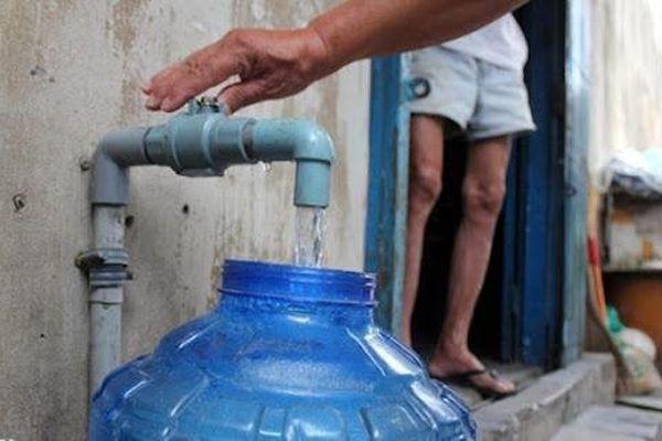 TP.HCM: Ngày mai, một số khu vực thuộc Quận 1, Quận 6, Quận 10 bị cúp nước