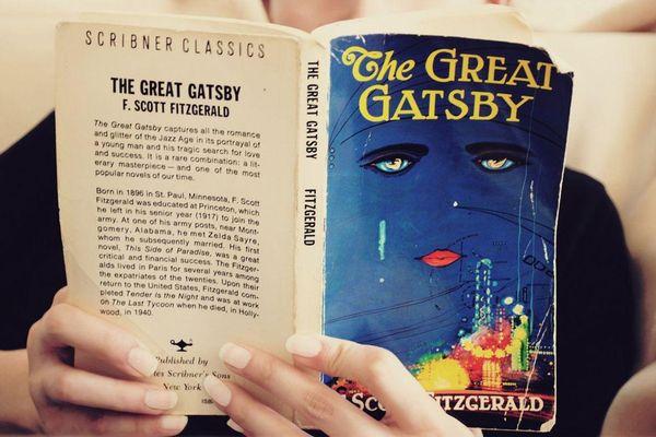 'Đại gia Gatsby' và loạt sách được tiếp cận miễn phí kể từ năm 2021