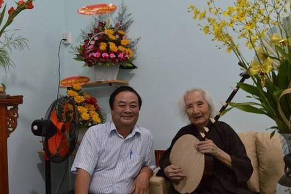 Nhạc sư Nguyễn Vĩnh Bảo – Tiếng đờn ngân mãi