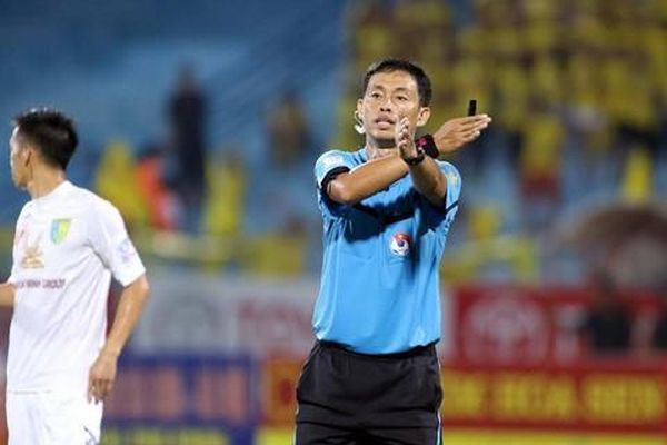 Trọng tài FIFA bắt chính trận Siêu cúp Quốc gia 2020