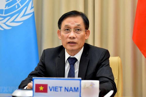 Việt Nam tiếp tục ưu tiên tăng hợp tác giữa LHQ và các tổ chức khu vực